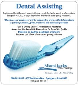 Miami Jacobs Career College Recruitment Advertisement