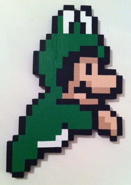 Frog-Mario