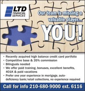 LTD Financial