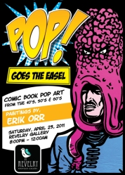 Pop Goes the Easel Gallery Promotional Image
